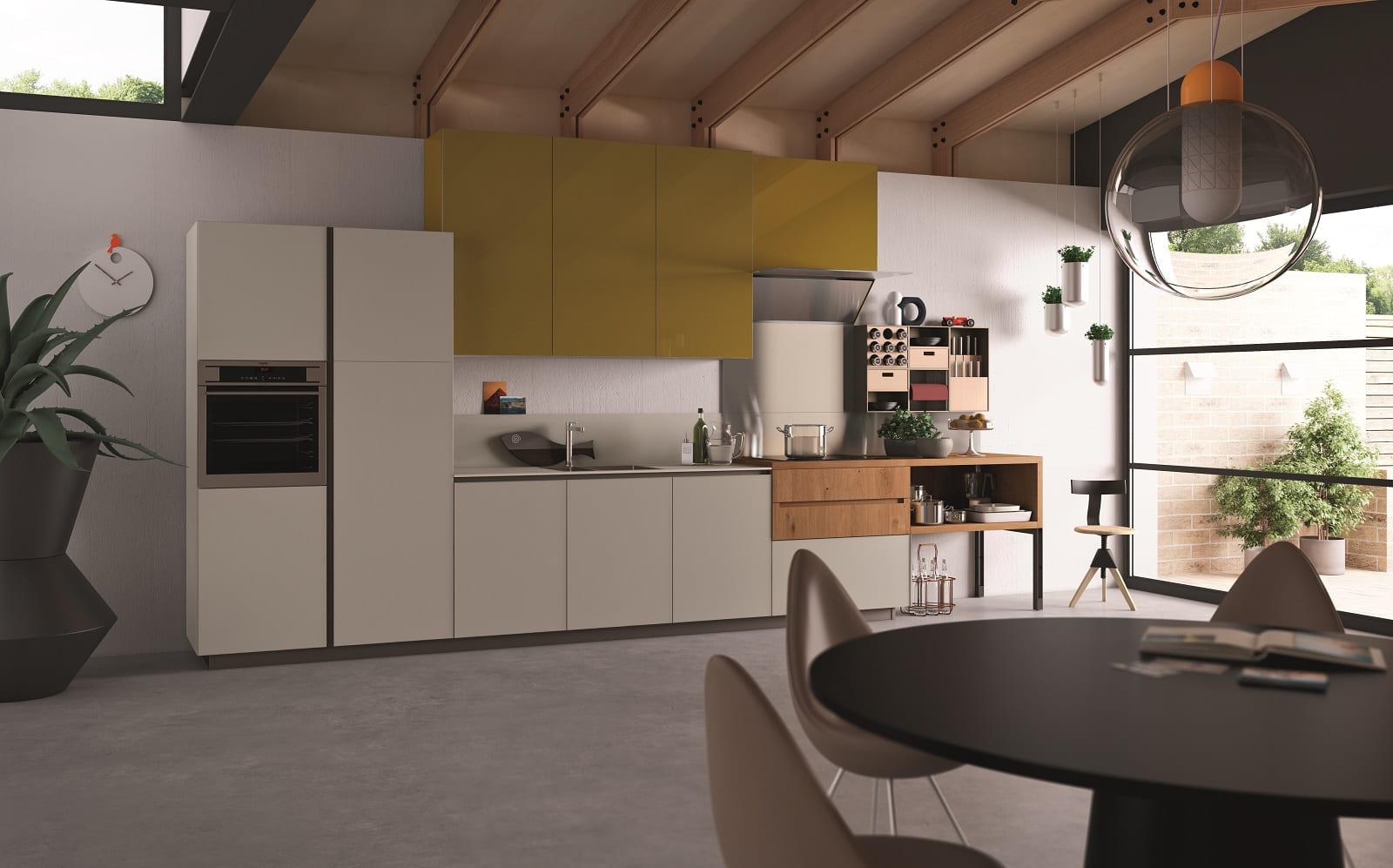 Cucine Modernissime Con Isola cucine moderne | esposizione cucine a napoli tolomello