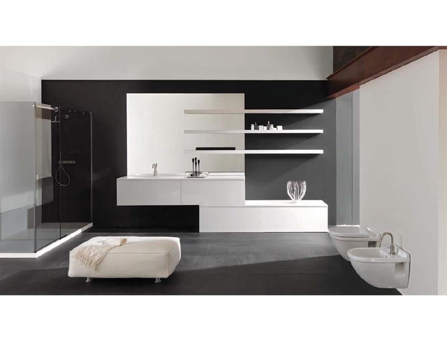 Arredo bagno a napoli tolomello interior design - Arredo bagno napoli ...