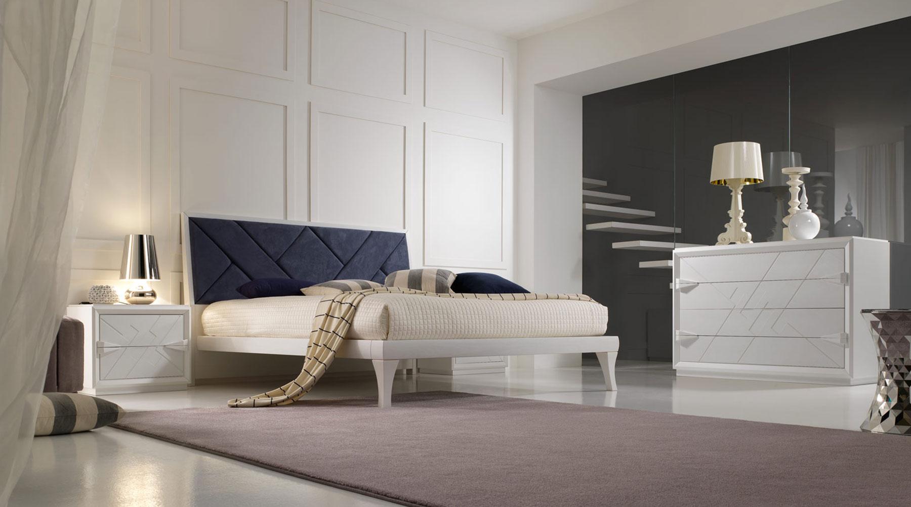 Zona Notte Arredamento.Arredamento Zona Notte A Napoli Tolomello Interior Design