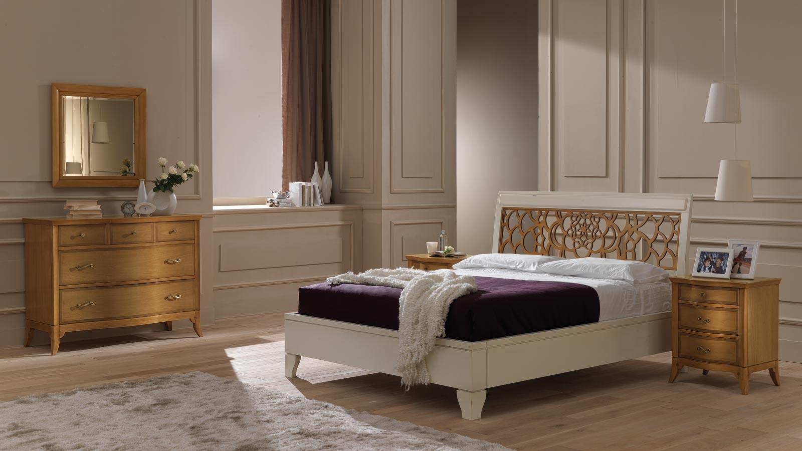 Arredamento zona notte a napoli tolomello interior design for Zona notte arredamento
