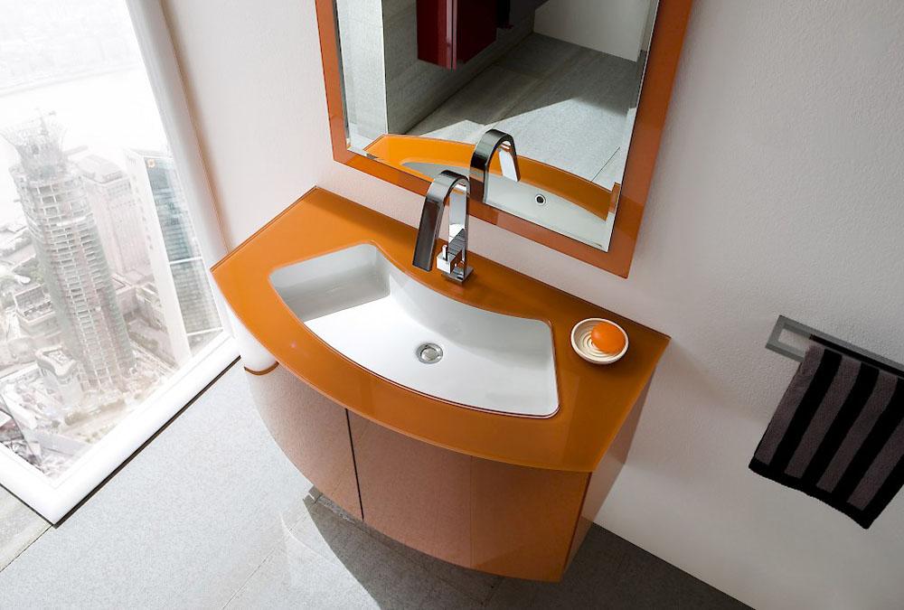 Arredo bagno Compab - Tolomello Interior Design a Napoli e a Casandrino