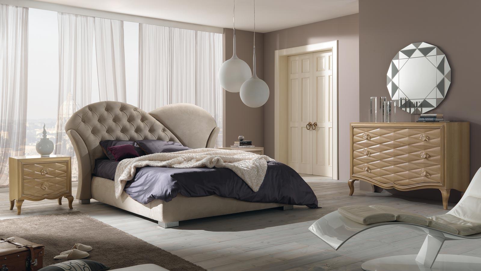 Arredo zona notte Stilema - Tolomello Interior Design a Napoli e a ...