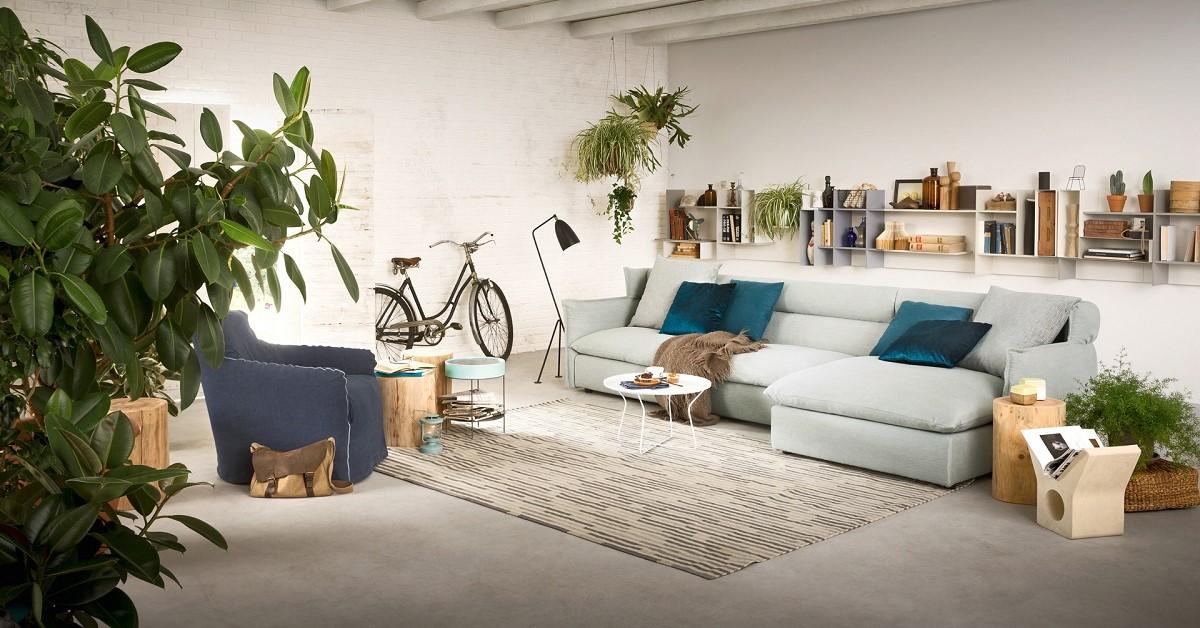 Il design in primo piano nei salotti moderni - Tolomello ...