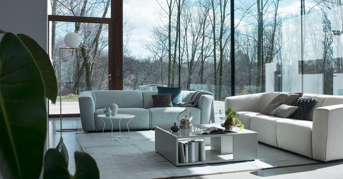 Le nuove tendenze dei divani contemporanei