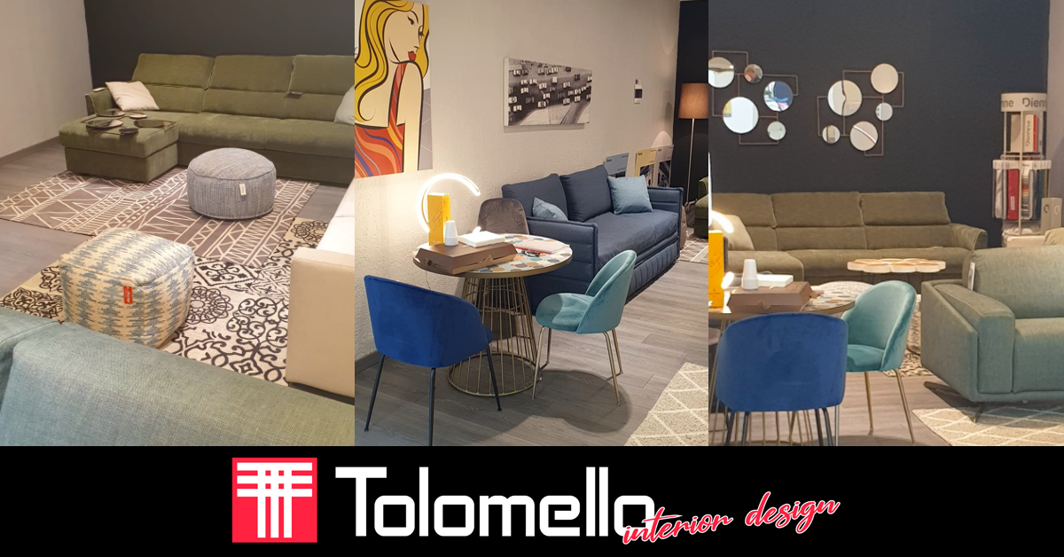 Scopri lo Store Tolomello Interior Design!
